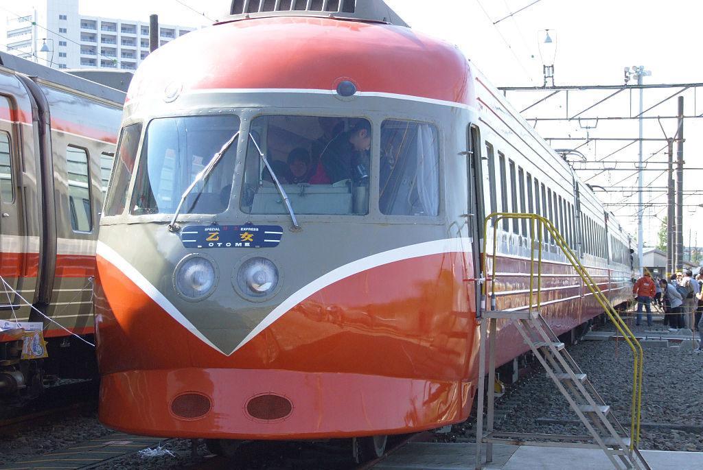 小田急SE3000.JPG