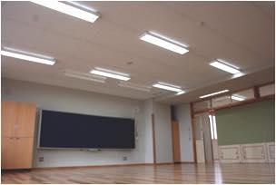 老田小学校校舎改築電気設備工事 3