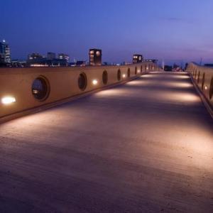 富岩運河環水公園整備照明設備工事 3