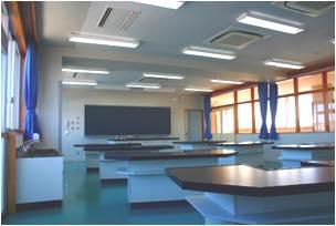 老田小学校校舎改築電気設備工事 2