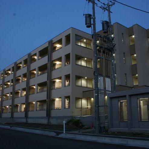 公営住宅月岡団地第1期街区新築A棟電気設備工事