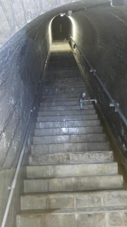 熊野川ダム河川総合交付金照明設備更新工事 2