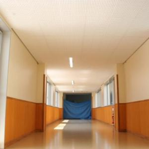 太田小学校大規模改造(その2)電気設備工事 1