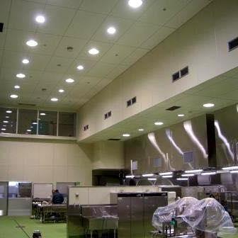 富山市北学校給食センター移転改築電気設備工事