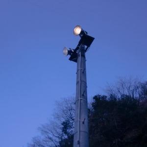 熊野川ダム河川総合交付金照明設備更新工事 1