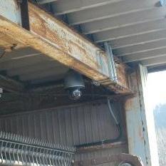 和田川浄水場取水口監視カメラ設置工事