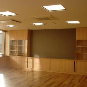 速星中学校大規模改造及び校舎増築電気設備(その1)工事 2