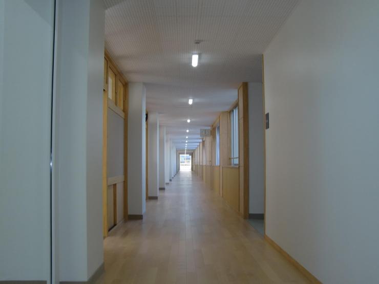 速星中学校大規模改造及び校舎増築電気設備(その1)工事 3